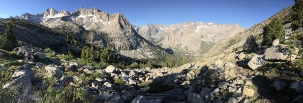 90 LeConte Canyon Pano